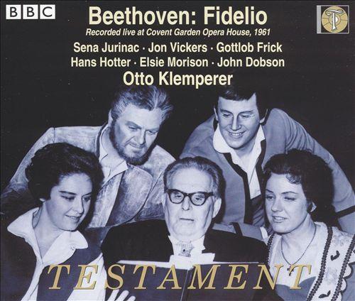 Beethoven: Fidelio [Feb. 1961 Covent Garden]