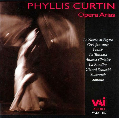 Phyllis Curtin Opera Arias