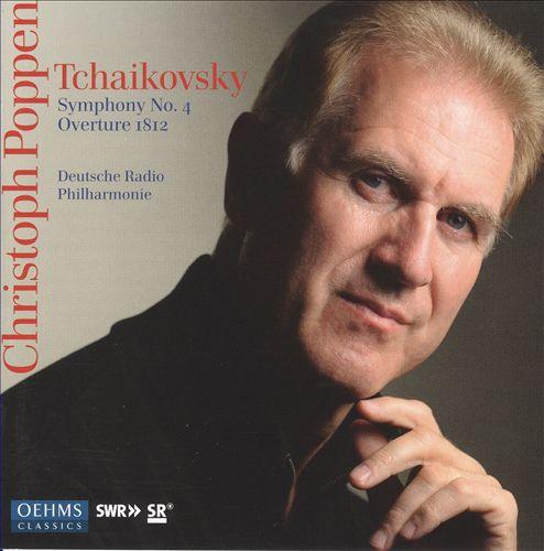 Tchaikovsky: Symphony No. 4; Overture 1812