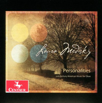Personalities: 21st Century American Music for Oboe