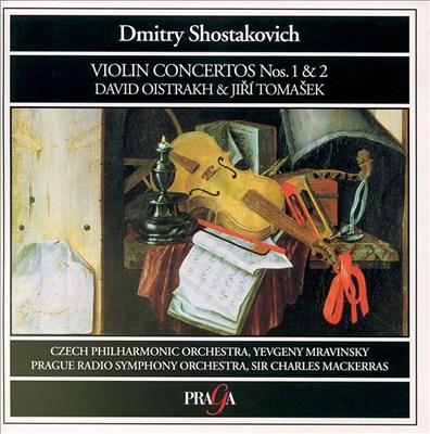 Shostakovich: Violin Concertos Nos. 1 and 2