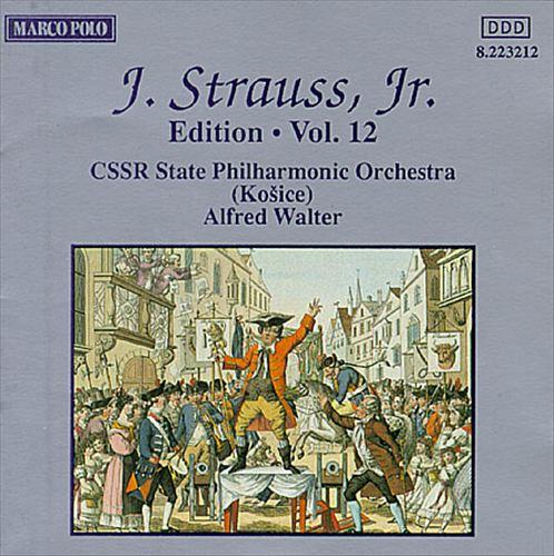 J. Strauss, Jr. Edition, Vol. 12