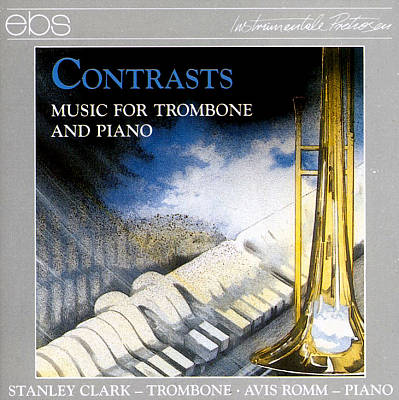 Contrasts: Music for trombone and piano