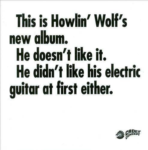 This Is Howlin' Wolf's New Album