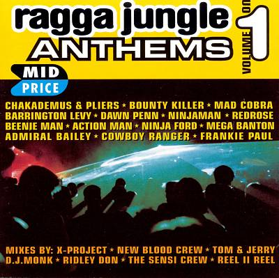 Ragga Jungle Anthems, Vol. 1