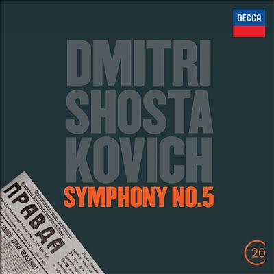 Dmitri Shostakovich: Symphony No. 5
