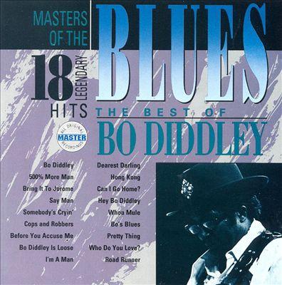 Best of Bo Diddley [JCI]