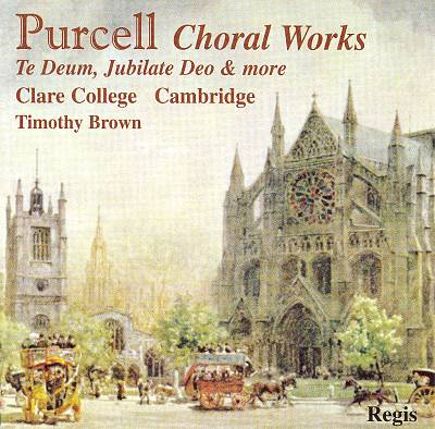 Purcell: Choral Works