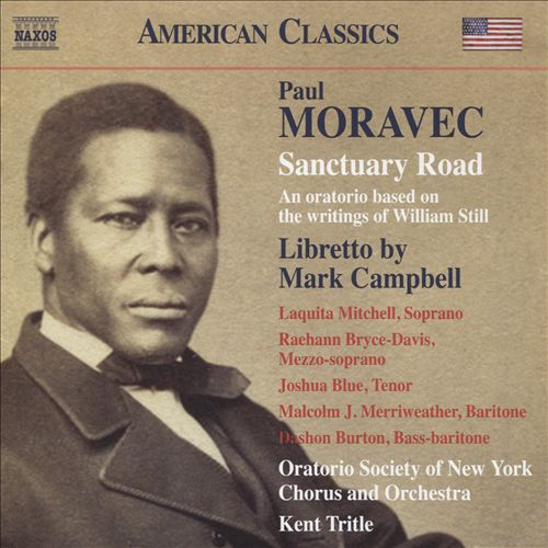 Sanctuary Road, for soloists, chorus & orchestra