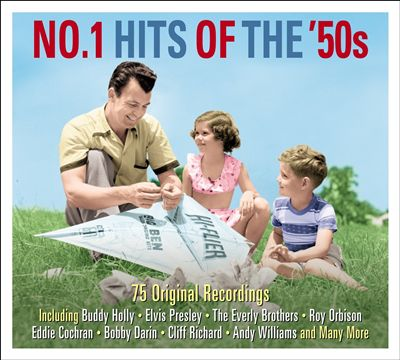 No. 1 Hits of the '50s [Not Now]
