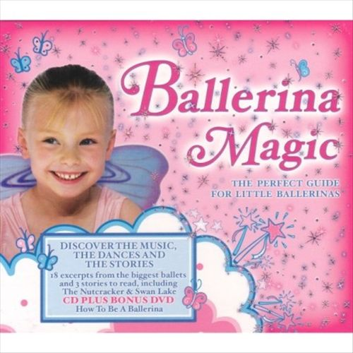 Ballerina Magic [includes Bonus DVD/Pal/RC-0] [United Kingdom]