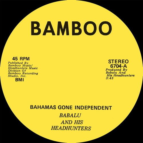 Bahamas Gone Independent/Calypso Funk