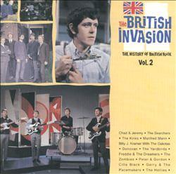 英国入侵:英国摇滚史,第二卷