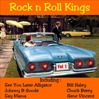 Rock n Roll Kings, Vol. 1