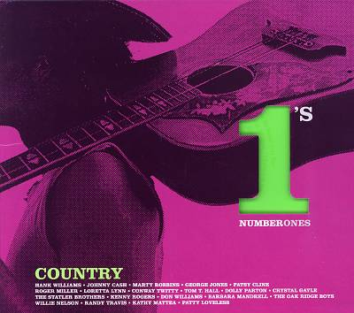 Number 1's: Country