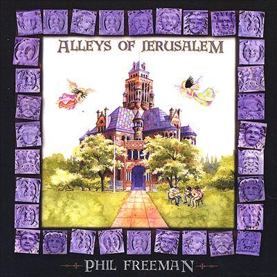 Alleys of Jerusalem