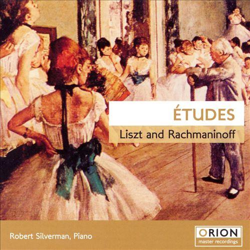 Liszt, Rachmaninov: Études