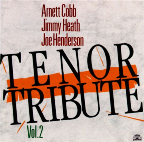 Tenor Tribute, Vol. 2