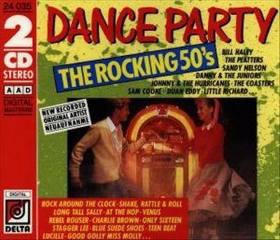 Dance Party: Roaring 50's