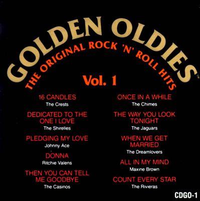 Golden Oldies, Vol. 1 [Original Sound 1994]