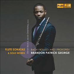 Flute Sonatas & Solo Works: Bach, Boulez, Aho, Prokofiev