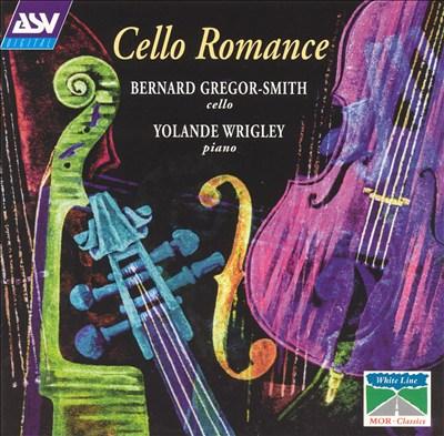 Cello Romance