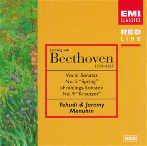 Ludwig van Beethoven: Violin Sonatas Nos. 5