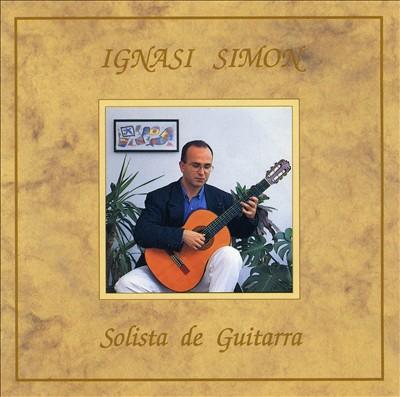 Solista de Guitarra