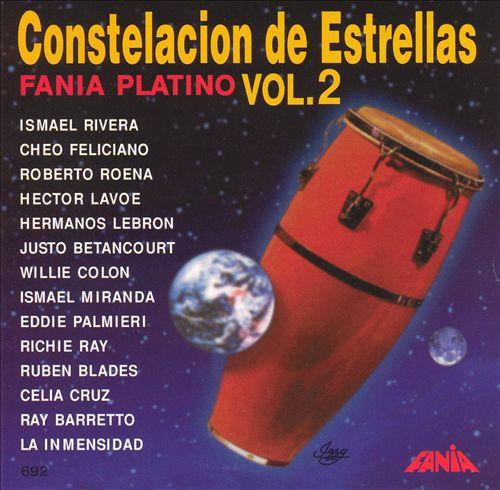 Constelacion de Estrellas: Fania Platino, Vol. 2