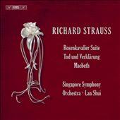Richard Strauss: Rosenkavalier Suite; Tod und Verklärung; Macbeth