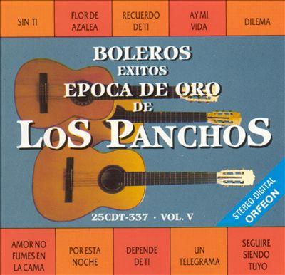 Epoca de Oro de los Panchos, Vol. 5