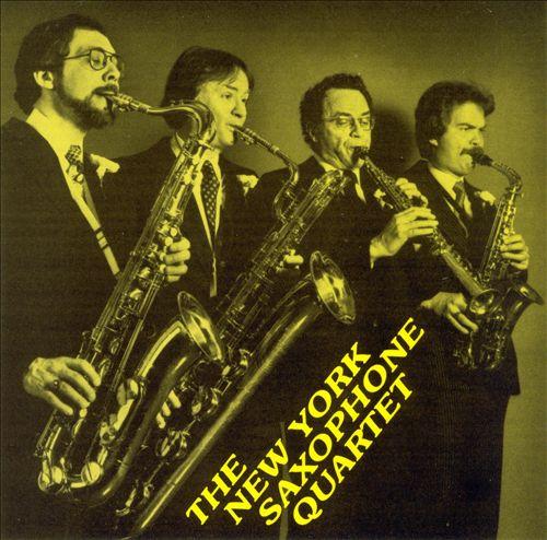 The New York Saxophone Quartet