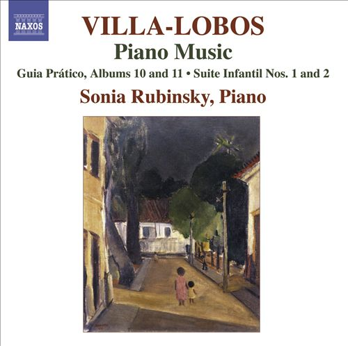 Villa-Lobos: Piano Music, Vol. 8