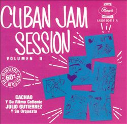 Cuban Jam Session, Vol. 2