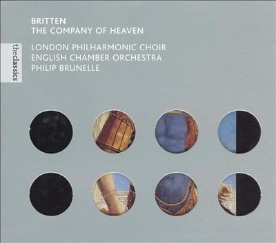 Britten: The Company of Heaven