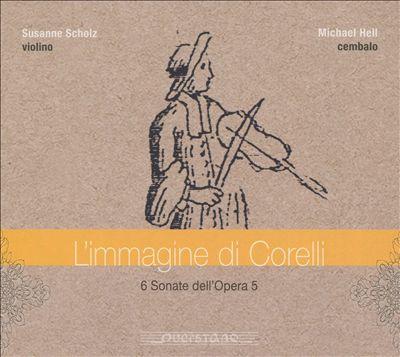 L' Immagine di Corelli: 6 Sonate dell'Opera 5