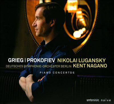 Grieg, Prokofiev: Piano Concertos