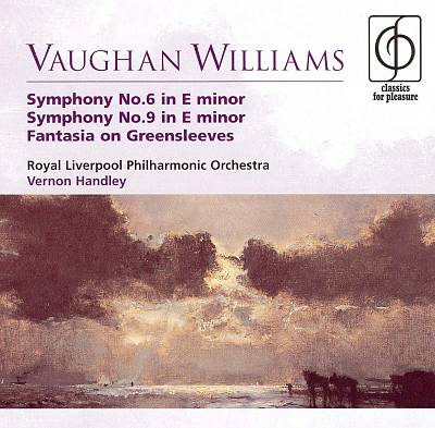 Vaughan Williams: Symphony No. 6 in E minor; Symphony No. 9 in E minor; Fantasia for Greensleeves