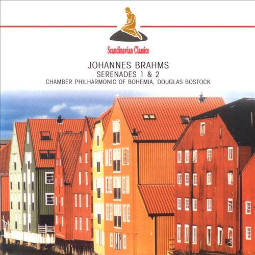 Brahms: Serenades Nos. 1 & 2 [Germany]