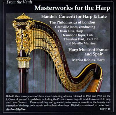 Masterworks for the Harp