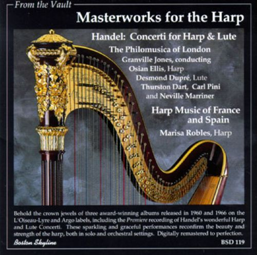 Masterworks for the Harp