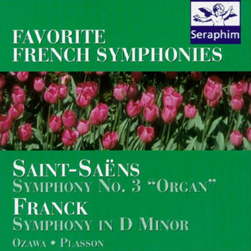 Favorite French Symphonies