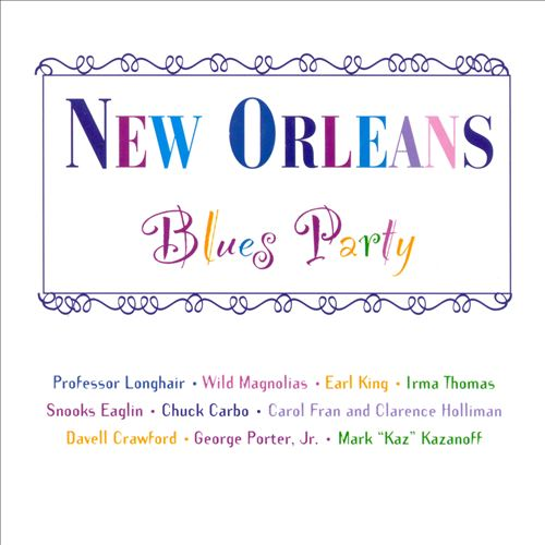 New Orleans Blues Party