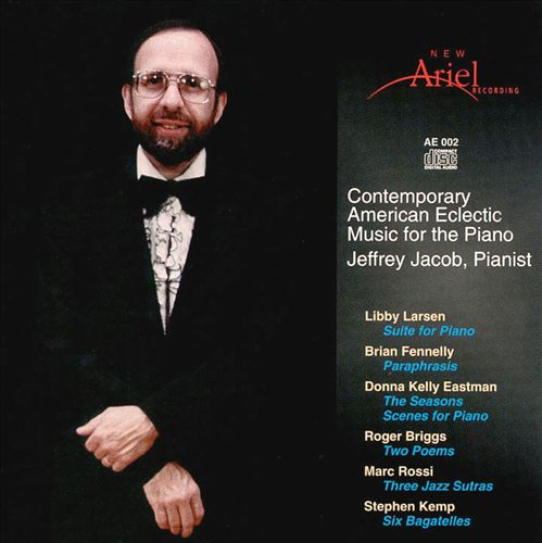 Contemporary American Eclectic Music for Piano