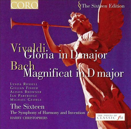 Vivaldi: Gloria in D major; Bach: Magnificat in D major
