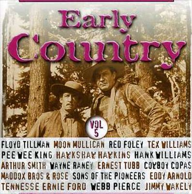 Early Country, Vol. 5