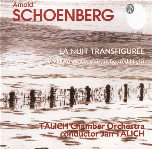 Schoenberg: La Nuit Transfigurée; R. Strauss: Métamorphoses
