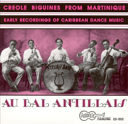 Au Bal Antillais: Franco Creole Biguines...