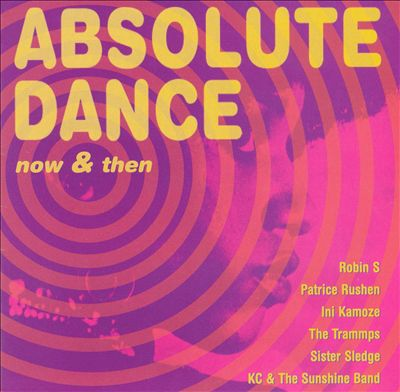 Absolute Dance: Now & Then