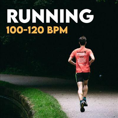 Running 100-120 BPM